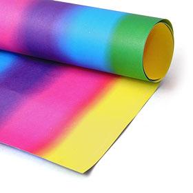 Papel colorset 50x65cm decorado bahia muresco for Papel decomural muresco