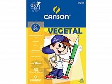 PAPEL VEGETAL A-3 60GR C/50FLS - CANSON