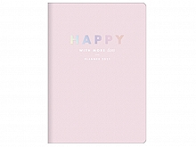 AGENDA 2021 HAPPY PLANNER C.FLEXIVEL PASTEL - TILIBRA