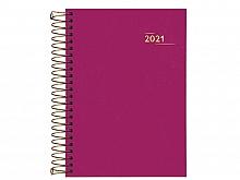 AGENDA 2021 NAPOLI ESPIRAL ROSA - TILIBRA