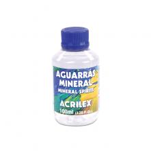 AGUARRAS MINERAL 100ML - ACRILEX