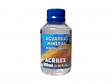 AGUARRAS 100ML - ACRILEX