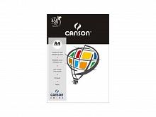 PAPEL COLOR CANSON A-4 120GR C/15FLS BRANCO - CANSON