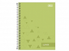 CADERNO COLEGIAL 1X1 C.D LUNIX C/80FLS - TILIBRA
