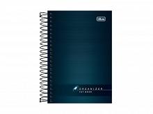 CADERNETA ESPIRAL C.FLEX. ORGANIZER FAT BOOK C/200FLS-TILIBR