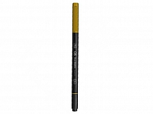 CANETA CIS DUAL BRUSH AQUARELAVEL OCRE COR 13
