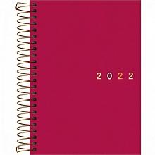 AGENDA 2022 NAPOLI ESPIRAL ROSA - TILIBRA