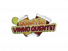 CARTAZ QUENTAO/ VINHO QUENTE - SEMAAN