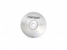CD GRAVAVEL 700MB 52X S/CAPA CD051 - MULTILASER