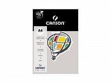 PAPEL COLOR CANSON A-4 180GR C/10FLS CINZA - CANSON