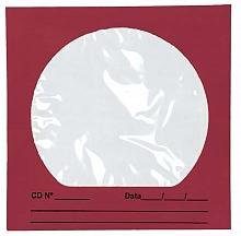 ENVELOPE P/CD VINHO - TILIBRA
