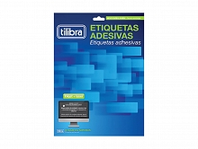 ETIQUETA JET/LAS A4 TILIBRA 14PF 100F TB4363 99,1X38,1