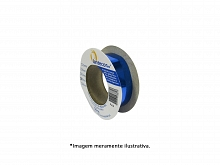 FITA METALOIDE 10MM AZUL - LANTECOR (*)