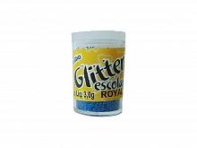 GLITER PVC 015 AZUL ROYAL 3,0GRS