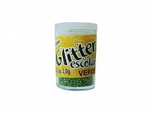 GLITER PVC 015 VERDE 3,0GRS