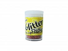 GLITER PVC 015 VERMELHO 3,0GRS