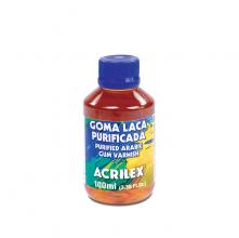 GOMA LACA PURIFICADA 100ML - ACRILEX