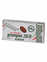 GRAMPO 26/6 CX.C/5000UN ACC ATE 25FLS COBREADO