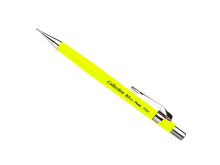 LAPISEIRA PENTEL 0.7MM TECNICA - P207 - AM NEON - CARTELA