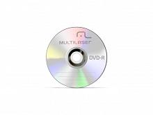 DVD - R GRAVAVEL DUAL LAYER 8.5GB S/CAPA DV047 - MULTILASER