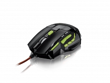 INF.MOUSE OTICO USB FIRE GAMER PERFORMANCE MO208 - MULTILAS