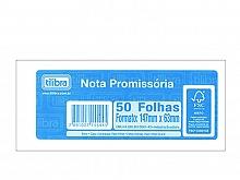 BLOCO NOTA PROMISSORIA C/50FLS - TILIBRA