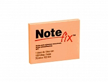 POST-IT NOTE FIX 76MMX102MM C/100FLS LARANJA