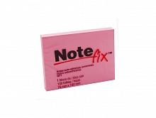 POST-IT NOTE FIX 76MMX102MM C/100FL ROSA