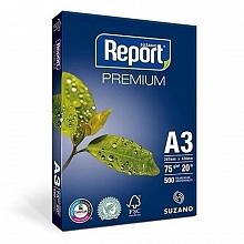 PAPEL SULFITE REPORT 297X420 A3 75GRS C/50FL