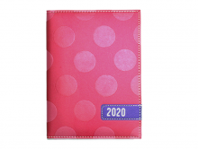 AGENDA 2020 EXECUTIVA ROSA C/ CIRCULOS BROCHURA - DAC