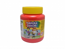 TINTA GUACHE 250ML REF:507 VERMELHO FOGO - ACRILEX