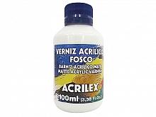 VERNIZ ACRILICO FOSCO 100ML - ACRILEX