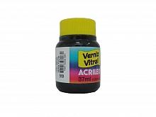VERNIZ VITRAL 37ML REF.510 VERDE - ACRILEX