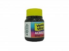 VERNIZ VITRAL 37ML REF.546 VERDE PINHEIRO - ACRILEX