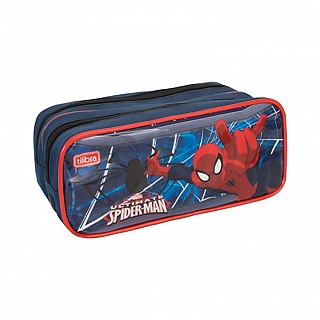 ESTOJO TILIBRA SPIDERMAN WEB-WARRIORS DUPLO